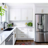 Classic American modular Kitchen Cabinet