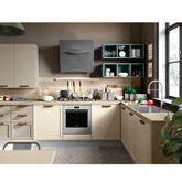Classic style American style Kitchen Cabinet Made of Solid Birch Wood